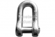 Shackles DIN 82101 type B – dee shackles with counter sunk screw pin code G-3352