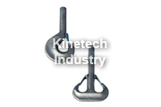 Standard forged hooks according to DIN 15400