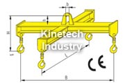 Lifting beam Type K6