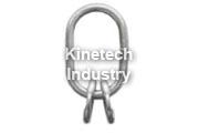 Stainless steel master link MTSI