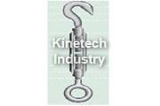 Open body rigging screws hook-eye Type R-7838